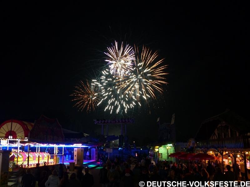 Warendorf Mariä-Himmelfahrtkirmes 2015