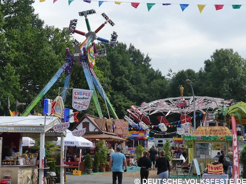 Ibbenbüren Pop Up Kirmes-Freizeitpark 2020