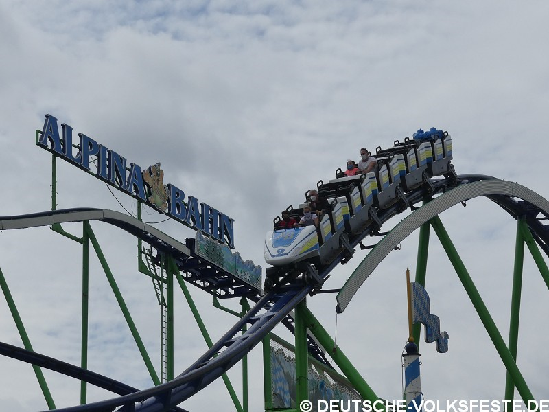 Düsseldorf Pop Up Freizeitpark DüsselLand 2020