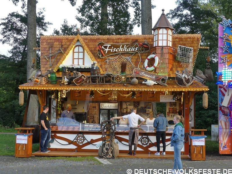 Telgte, Pop Up Freizeitpark Mega-Fun, der Kirmespark 2020