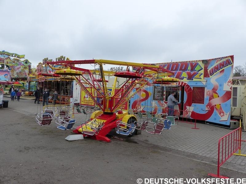 Wilhelmshaven Mega-Frühlingsfest 2016
