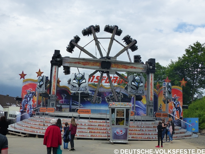 Lüdenscheid Steinert Kirmes 2016