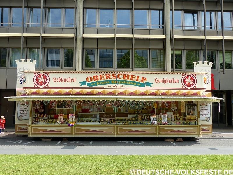 Bielefeld Leinewebermarkt 2016