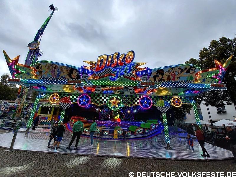 Wiedenbrück Herbstkirmes 2021