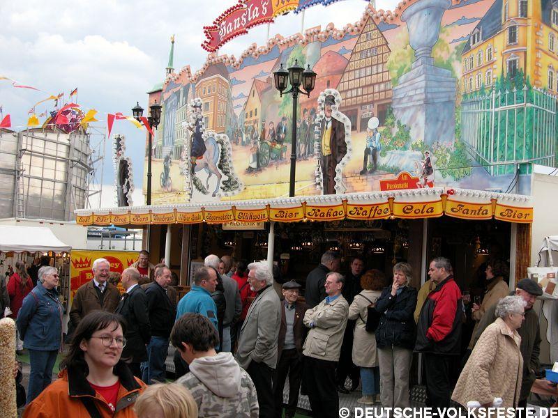 Oldenburg, Osterjahrmarkt 2007 - Deutsche Volksfeste