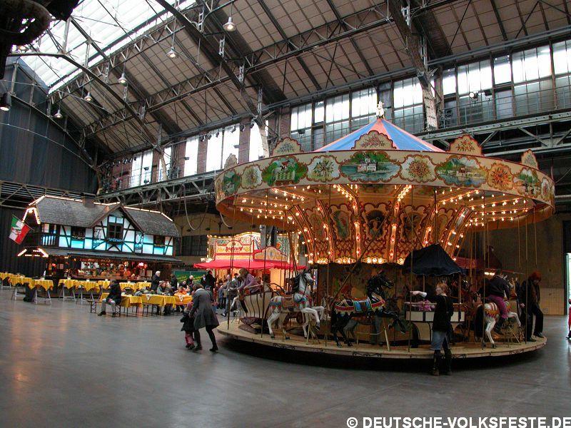Bochum Historischer Jahrmarkt 2010