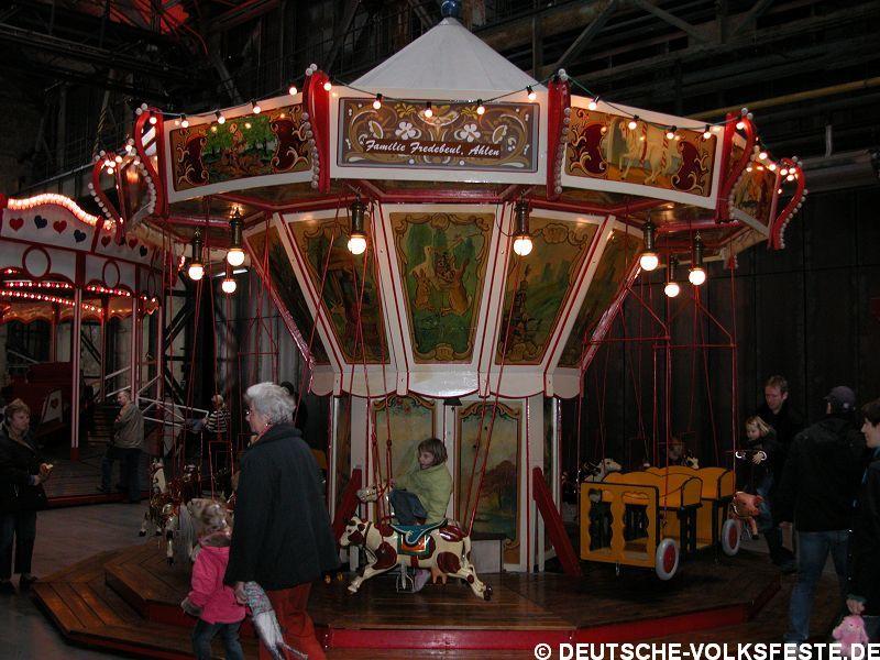 Bochum Historischer Jahrmarkt 2008