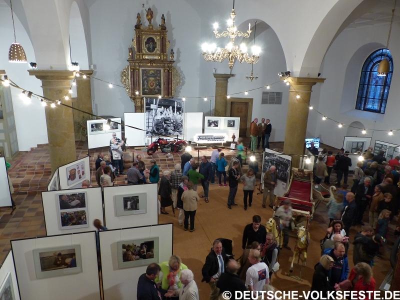 Hagen a.T.W. Ausstellung 400 Jahre Ferkelmarkt 2014