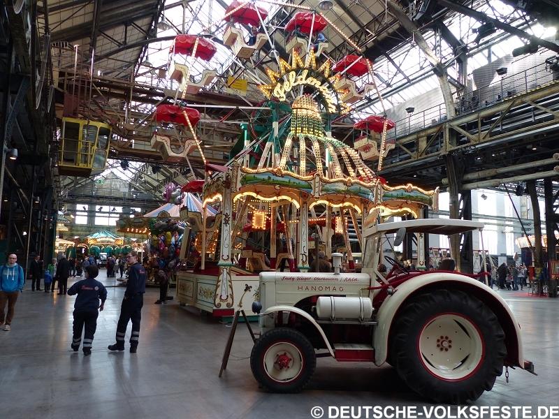 Bochum Historischer Jahrmarkt 2015