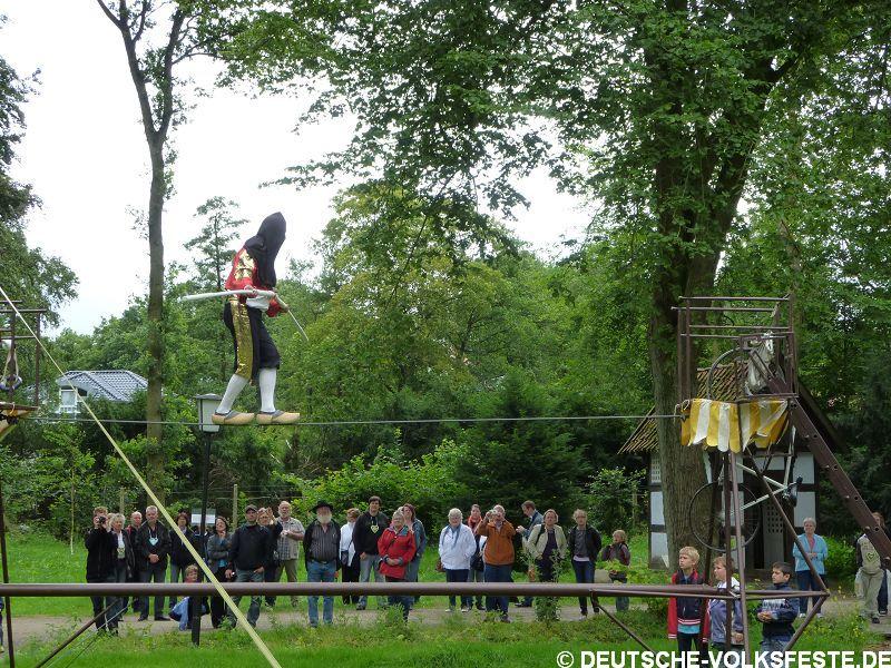 Cloppenburg Historische Dorfkirmes 2011