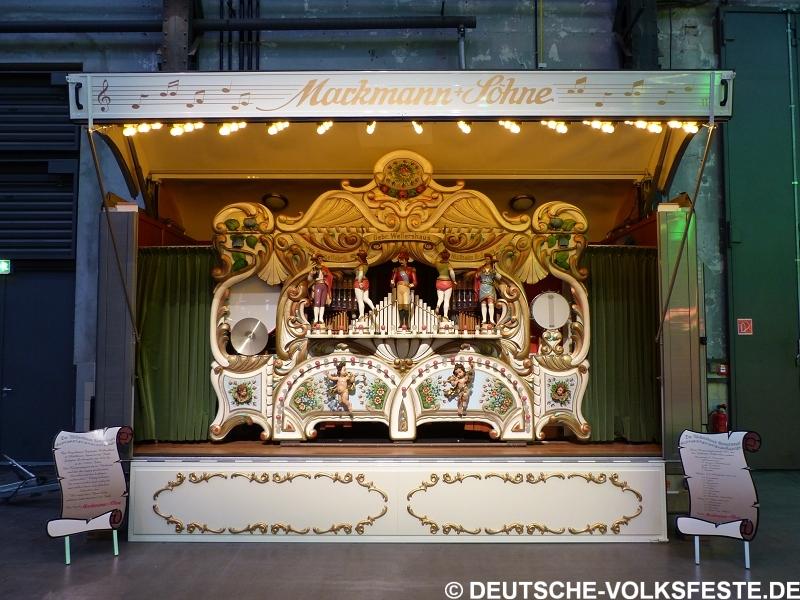 Bochum Historischer Jahrmarkt 2016