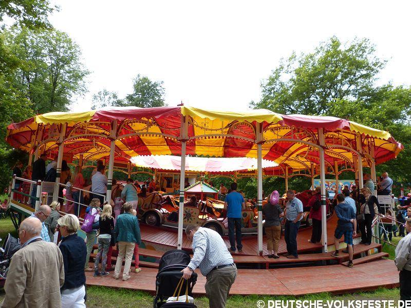 Cloppenburg Historische Dorfkirmes