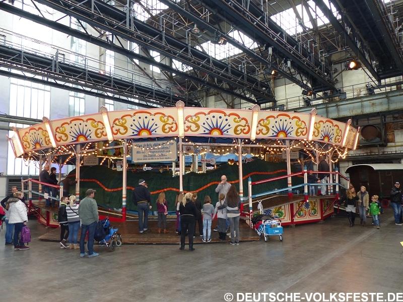 Bochum Historischer Jahrmarkt 2017