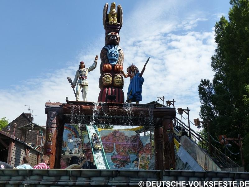 Oberhausen-Sterkrade Fronleichnamskirmes