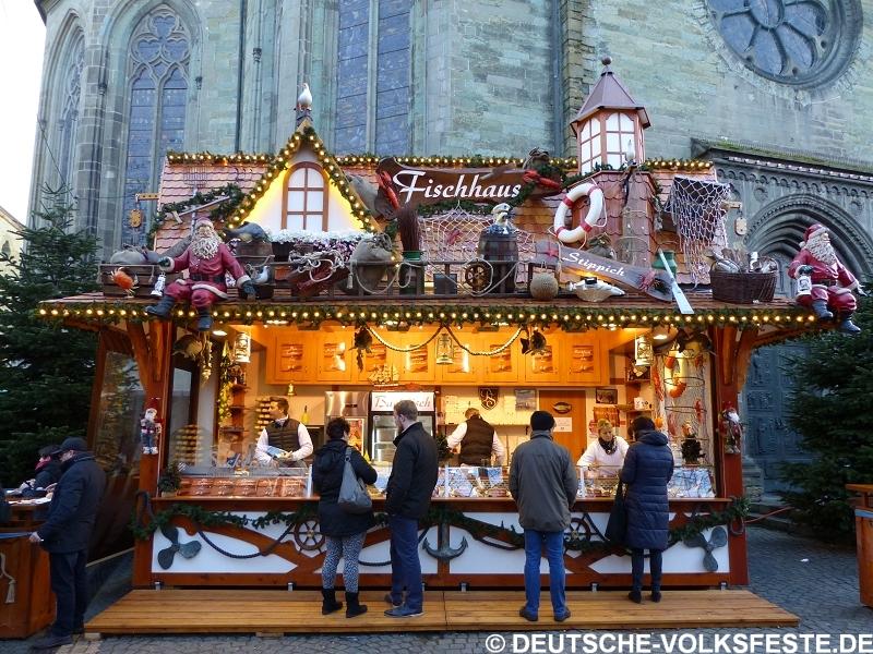 Soest Weihnachtsmarkt 2017