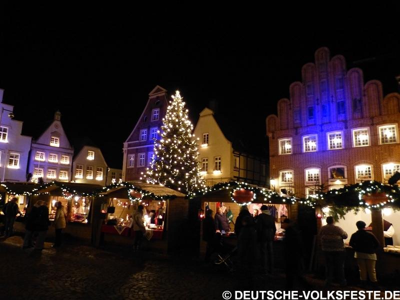 Warendorf Weihnachtswäldchen