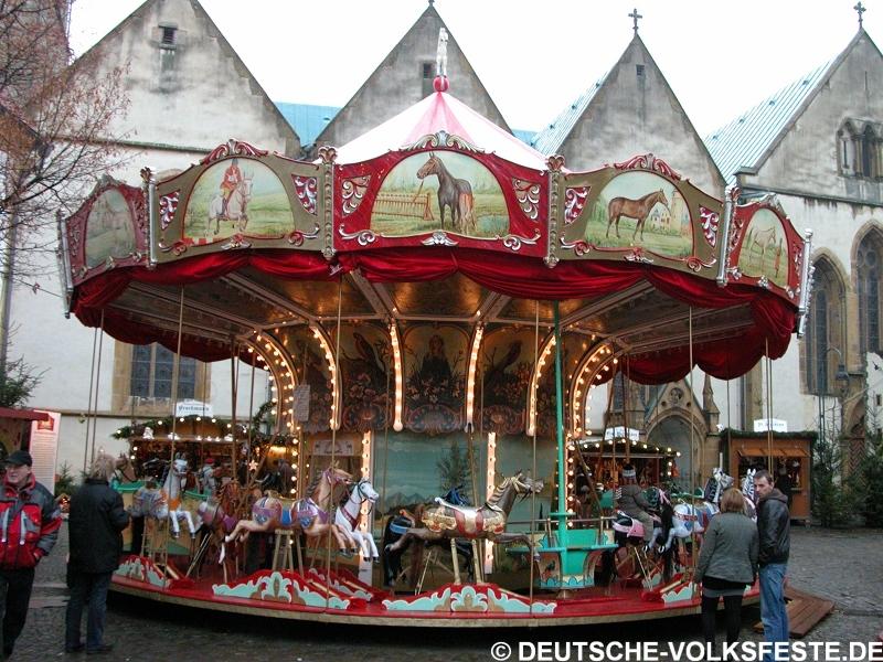Wiedenbrück Christkindelmarkt