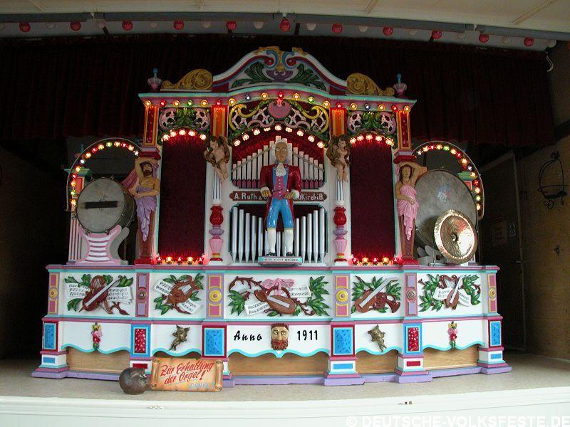 Vespermann Konzertorgel