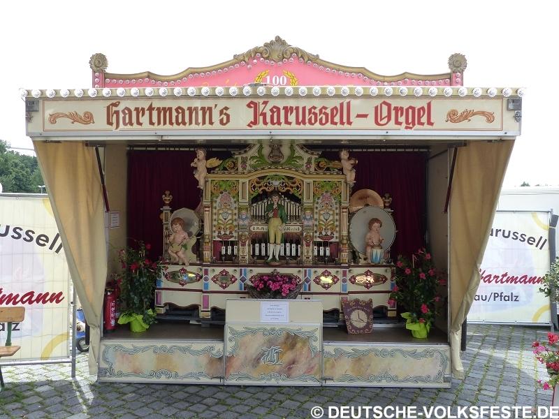 Hartmann Konzertorgel