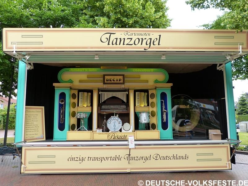 Mondorf Tanzorgel