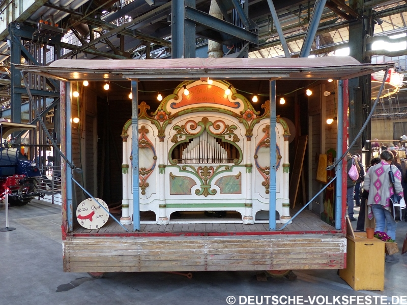 Fredbeul Konzertorgel