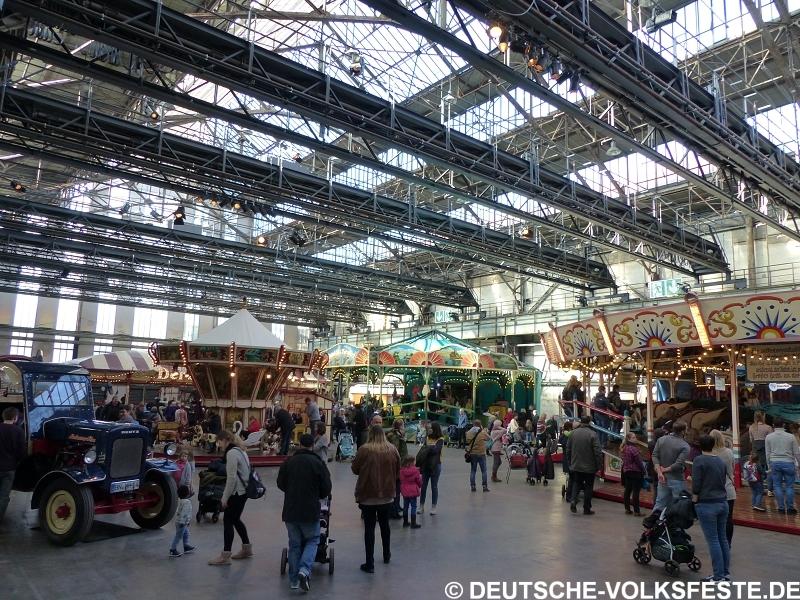 Bochum Historischer Jahrmarkt 2018