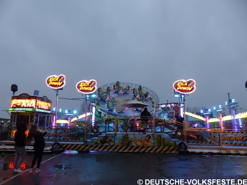 Osnabrück Frühlingsjahrmarkt