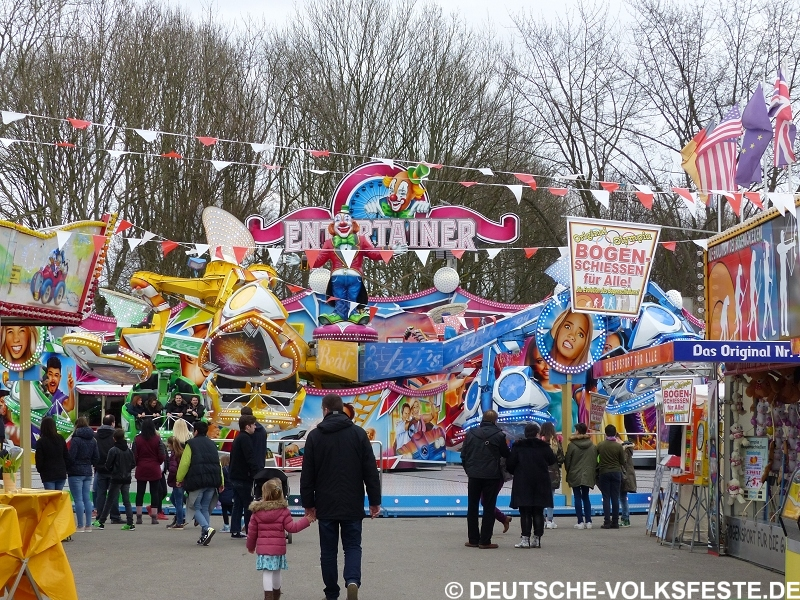 Dortmund Osterkirmes 2018