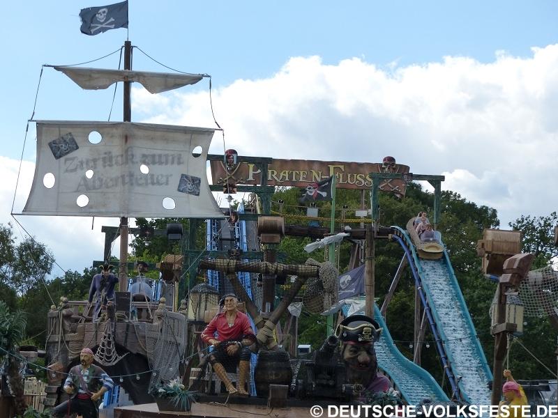Bad Arolsen Kram- und Viehmarkt 2018