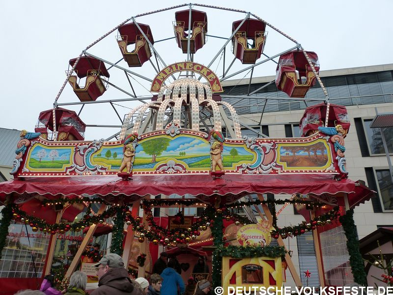Oldenburg Weihnachtsmarkt