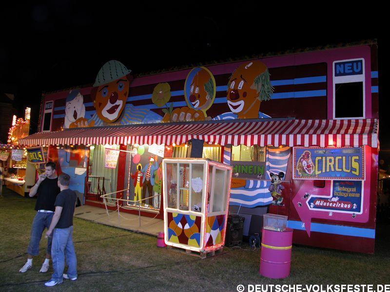 Bad Frankenhausen Bauernmarkt 2006