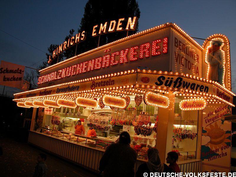 Osnabrück Herbstjahrmarkt 2006