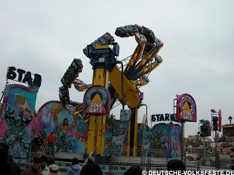 Brockum Brockumer Großmarkt 2008