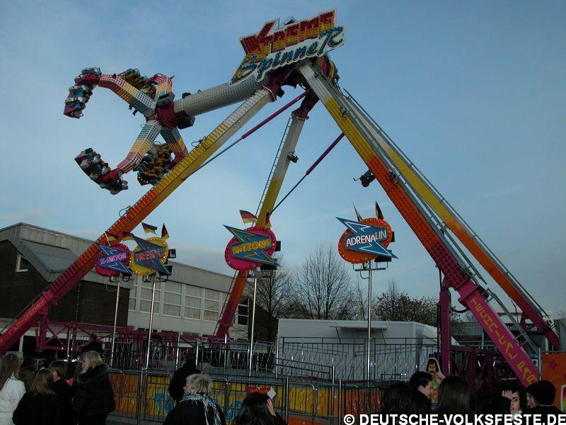 Halle/Westfalen Frühjahrskirmes 2009