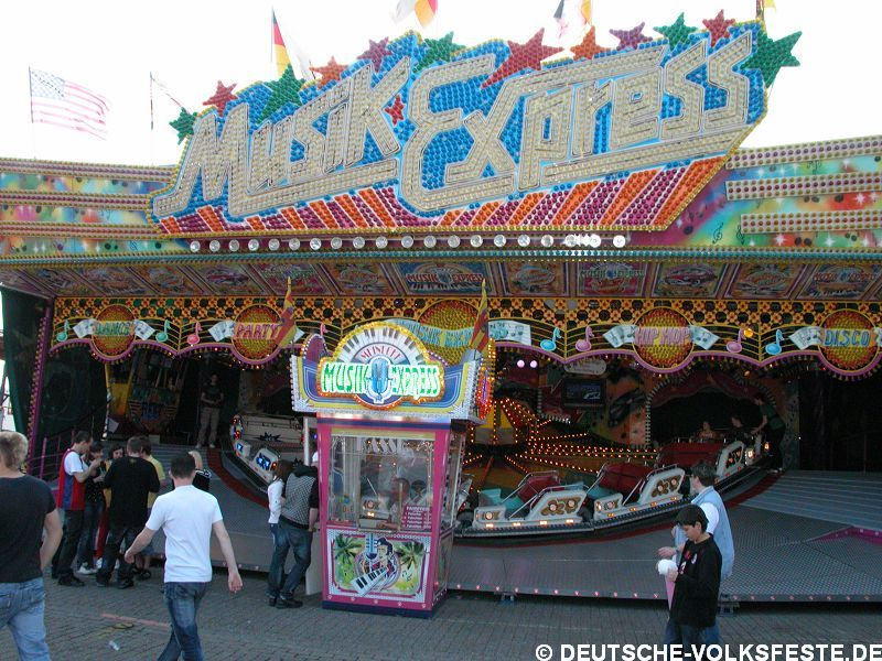 Oldenburg Frühjahrsmarkt 2009