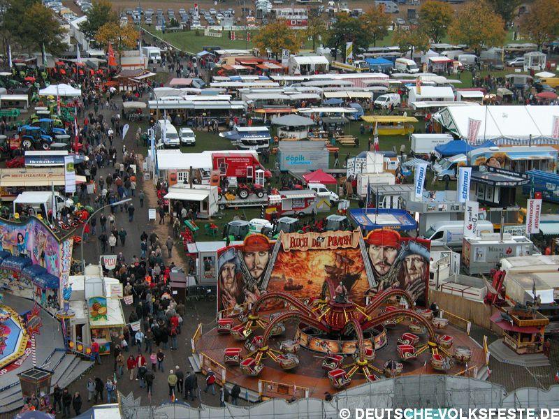 Warendorf Fettmarkt 2008