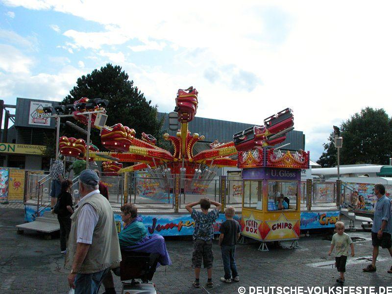 Bremerhaven Freimarkt 2009