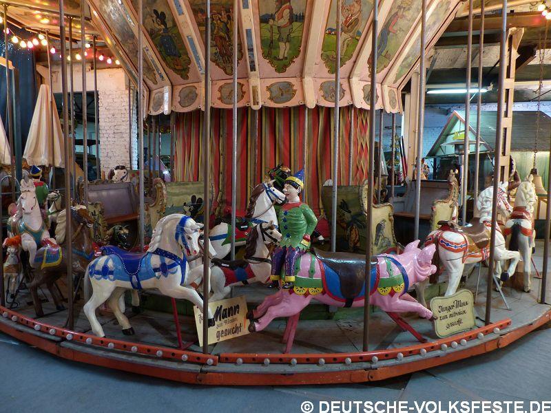 Essen Markt- und Schaustellermuseum 2019