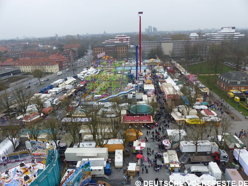 Münster Frühjahrssend 2019
