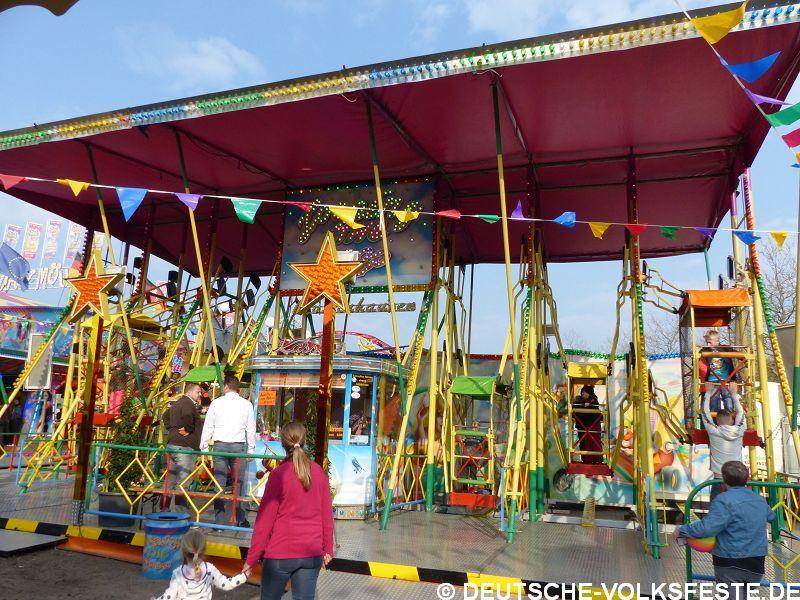 Wilhelmshaven Mega-Frühlingsfest 2019