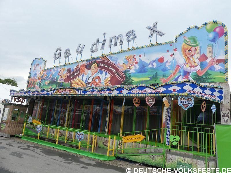 Deggendorf Frühlingsfest 2019