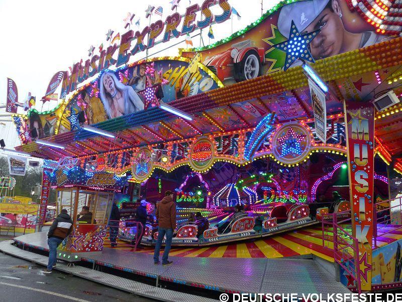 Osnabrück Frühjahrsjahrmarkt 2019