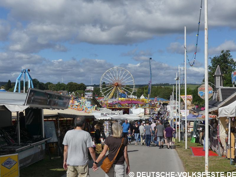 Bad Arolsen Kram- und Viehmarkt 2019