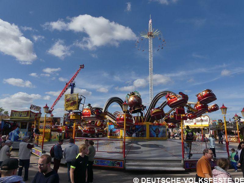 Eisleben Wiesenmarkt 2019