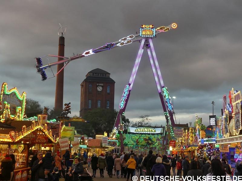 Bremen Freimarkt 2019