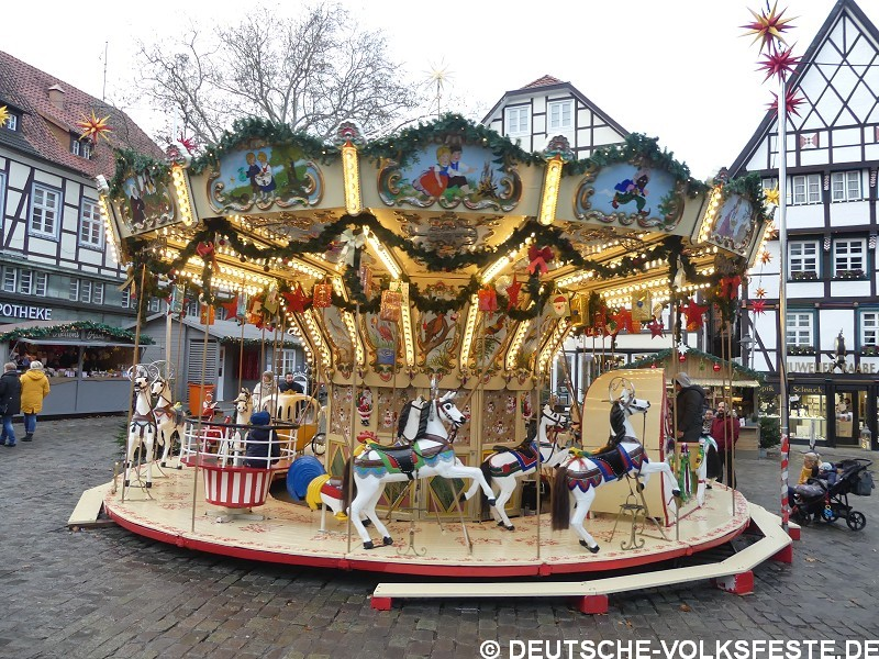 Soest Weihnachtsmarkt 2019