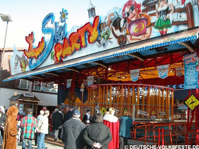 Osnabrück Frühjahrsjahrmarkt 2011