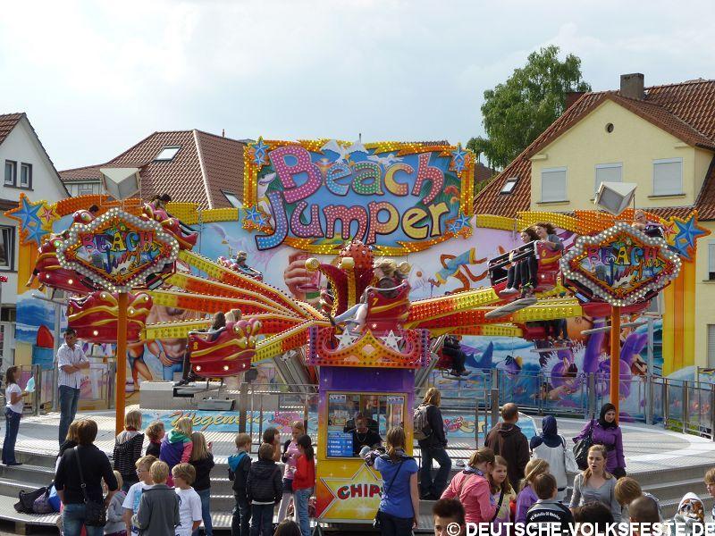 Ochtrup Frühjahrskirmes 2011