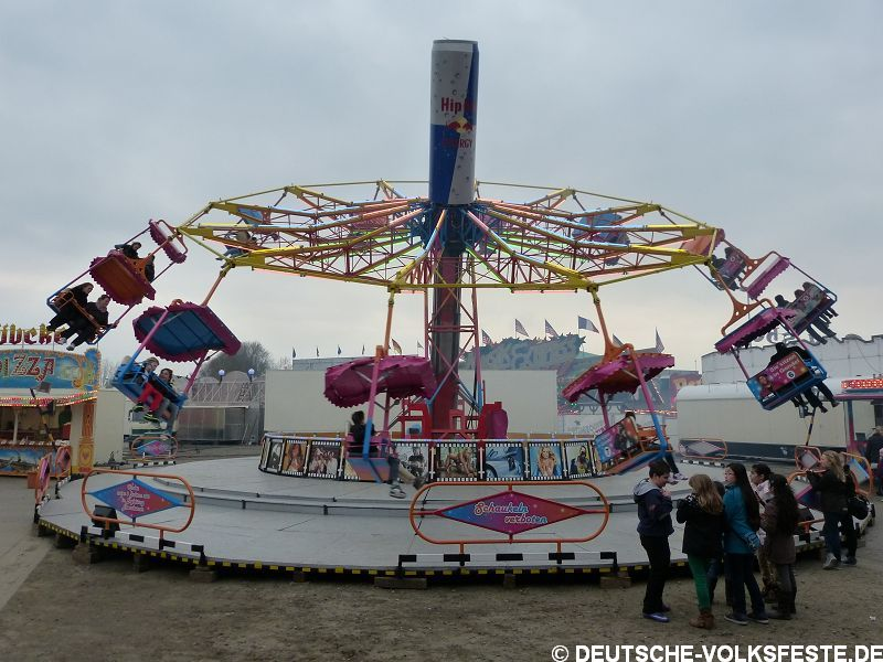 Wilhelmshaven Super Frühjahrsrummel 2012
