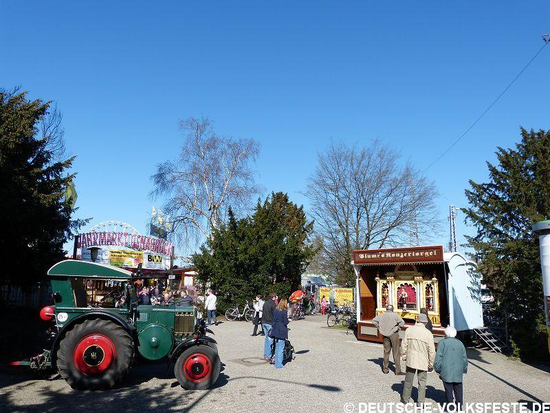 Osnabrück Frühjahrsjahrmarkt 2012